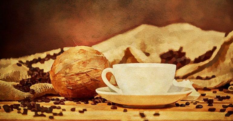 قهوه به سبک پالو
