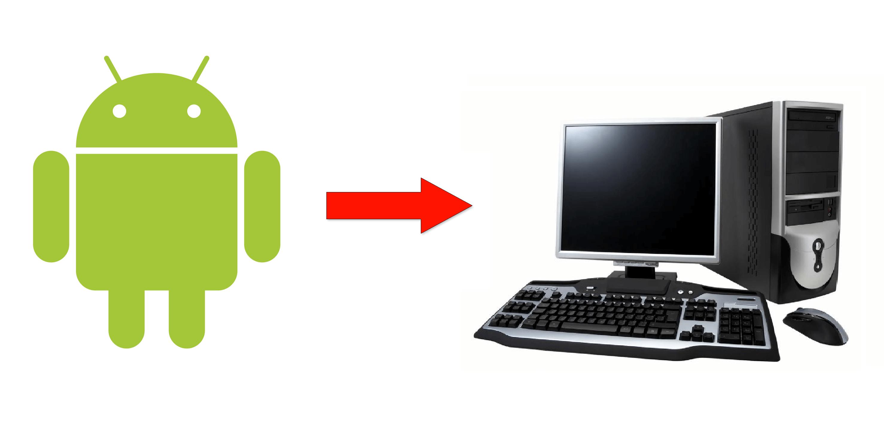 وصل شدن گوشی اندرویدی به ویندوز ۱۰