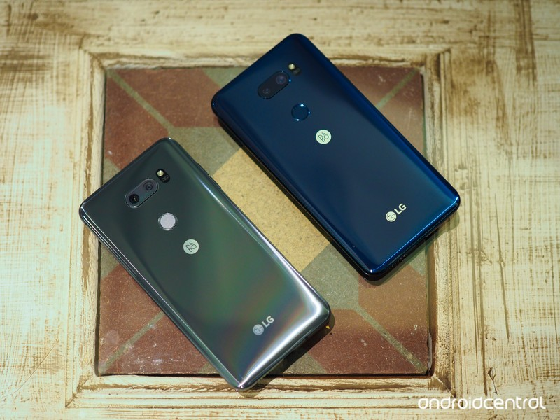 مشخصات V30S، گوشی جدید ال جی مبتنی بر هوش مصنوعی