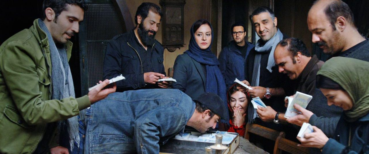 فیلم سوء تفاهم کاری از احمدرضا معتمدی