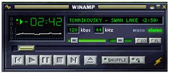 در این وبسایت می توانید موزیک پلیر نوستالژیک Winamp را به مرورگر خود بیاورید!!