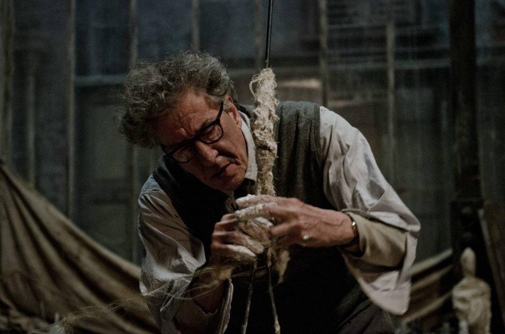 فیلم پرتره آخر اثری از استنلی توچی Final Portrait 2017