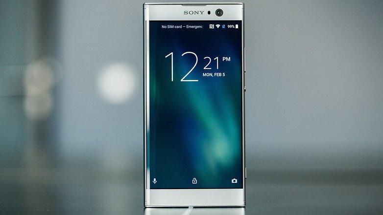 با سایزی تقریبا یکسان، سونی XA2 صفحه نمایشی بزرگتر و Full HD دارد