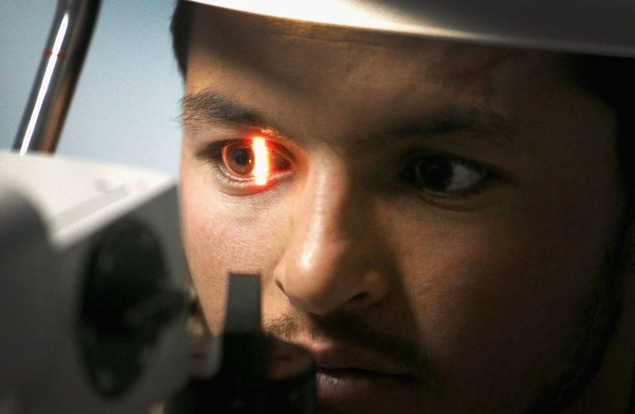 هوش مصنوعی و اسکن چشم برای تشخیص بیماری