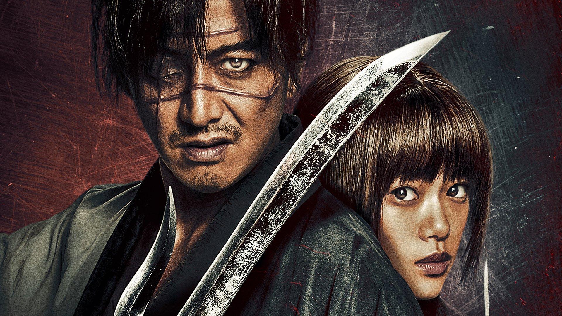 فیلم تیغه جاودانه اثری از تاکاشی میکه Blade of the Immortal 2017