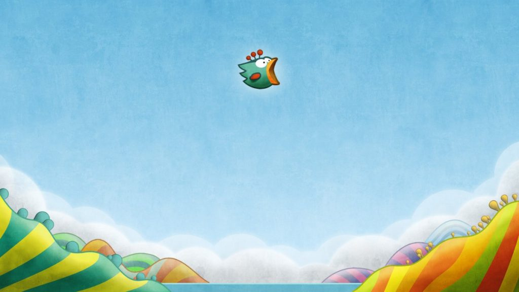 بازی Tiny Wings