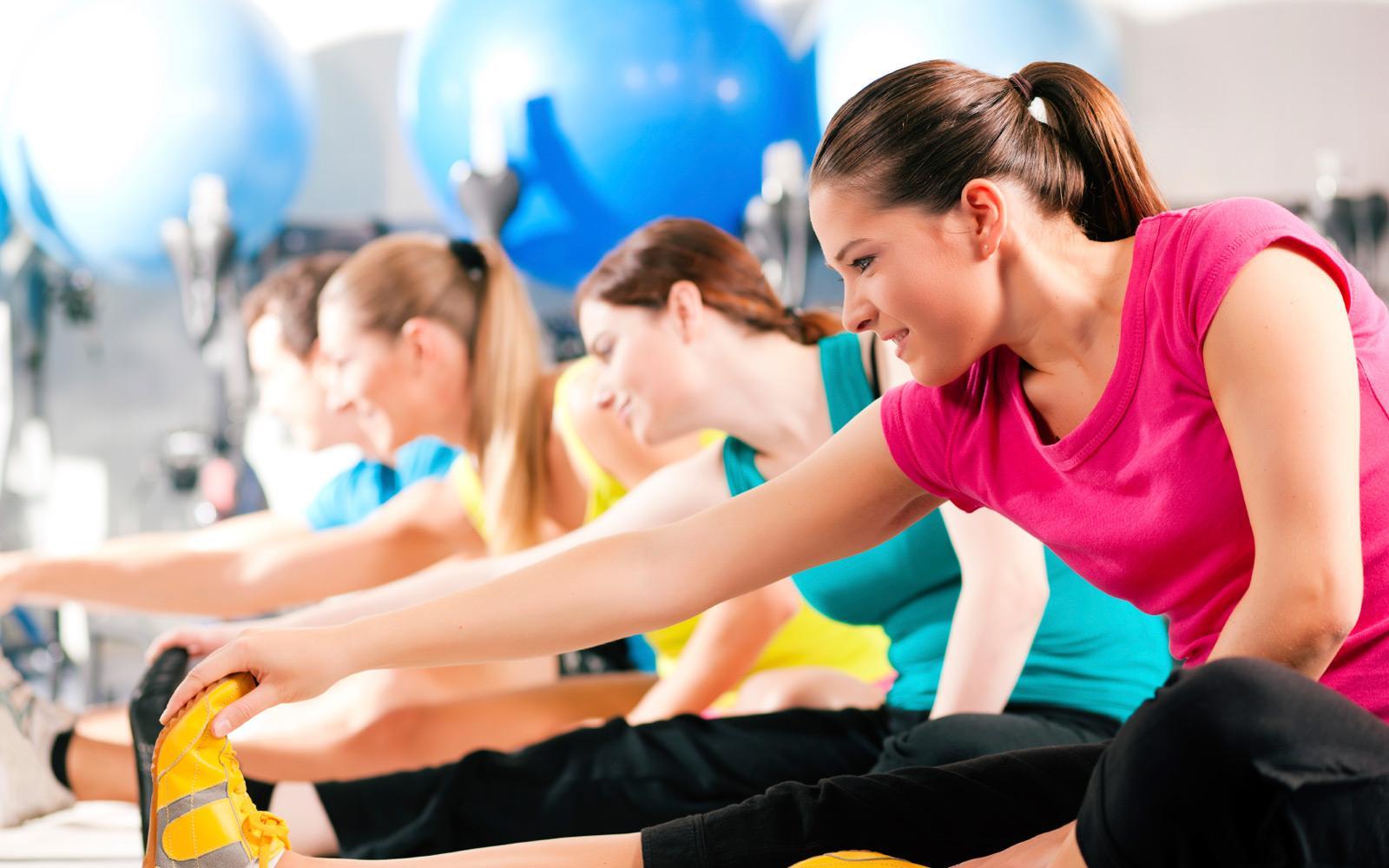 حرکات ورزشی لاغری
