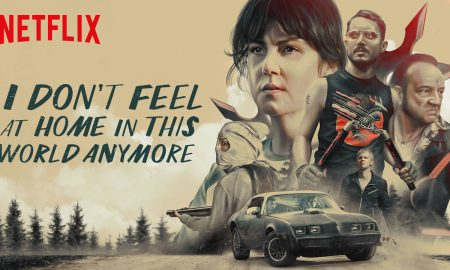 فیلم i don't feel at home in this world anymore 2017 ساخته مالکون بلیر