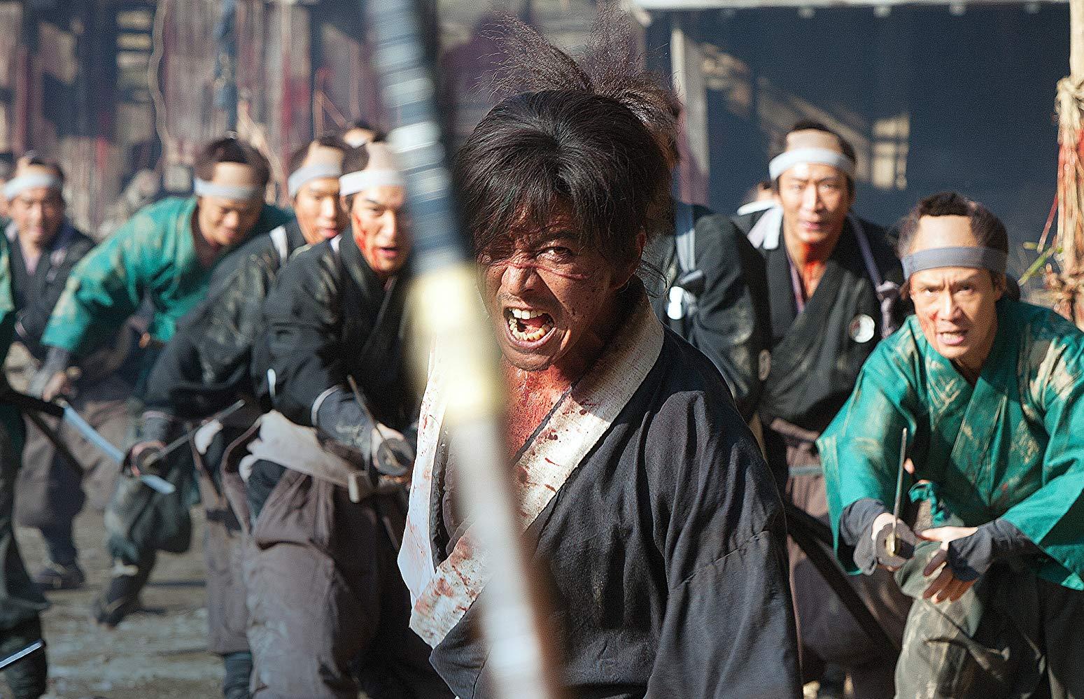 نقد فیلم Blade of the Immortal تیغه جاودانه اثری از تاکاشی میکه