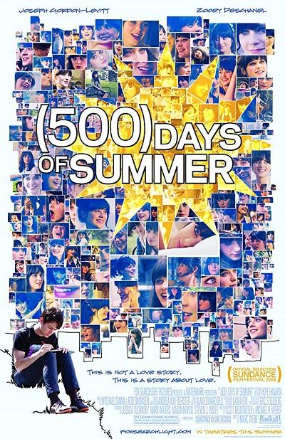 پوستر فیلم 500 Days of Summer