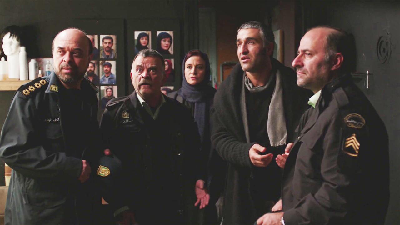 هنرنمایی مهدی فخیم زاده و پژمان جمشیدی در فیلم سوء تفاهم