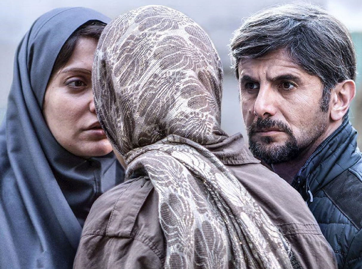 هنرنمایی امین حیایی، سارا بهرامی و مهناز افشار در فیلم دارکوب