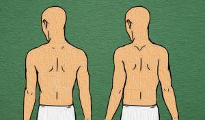 نرمش عضلات شانه و تقویت عضلات گردن