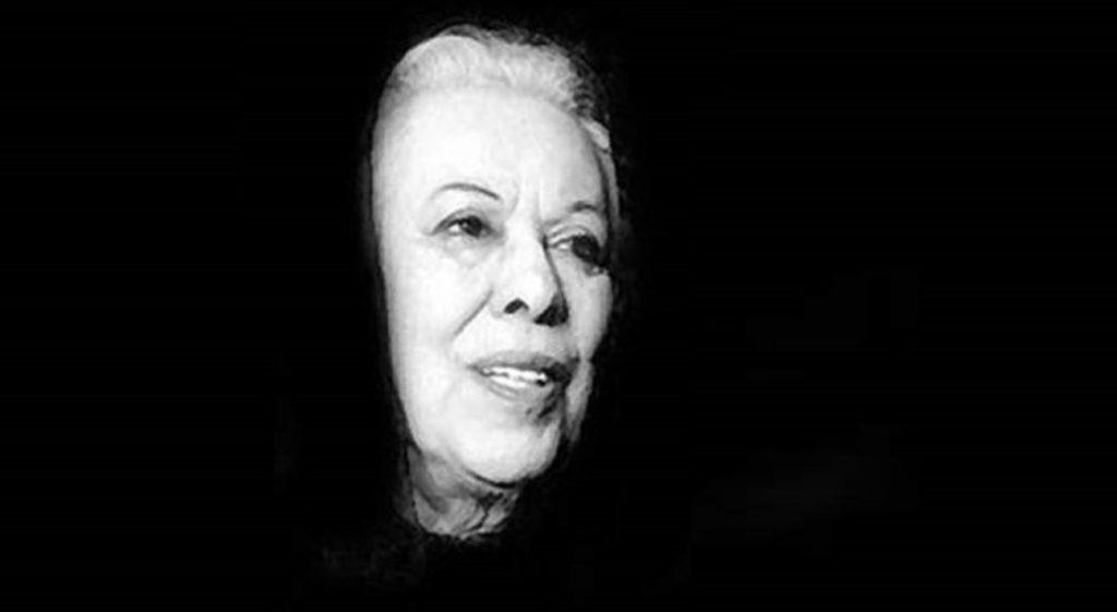 سیمین دانشور نویسنده و مترجم ایرانی و همسر جلال آلاحمد بود