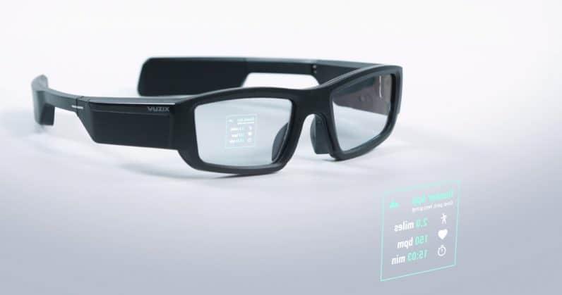 عینک هوشمند Vuzix