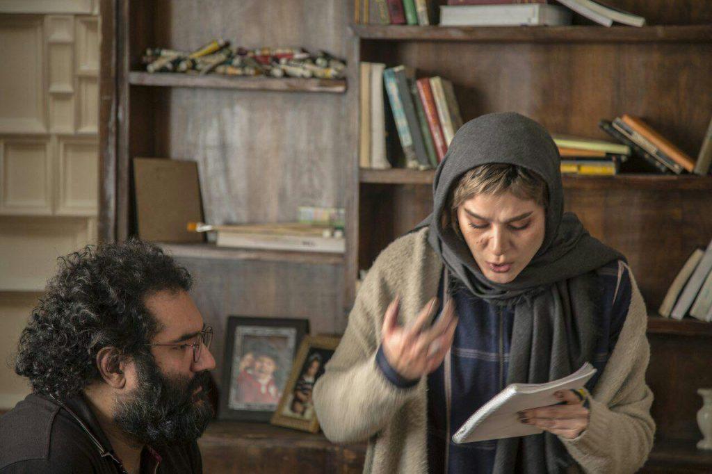 هنرنمایی سحر دولتشاهی در فیلم امیر از نیما اقلیما