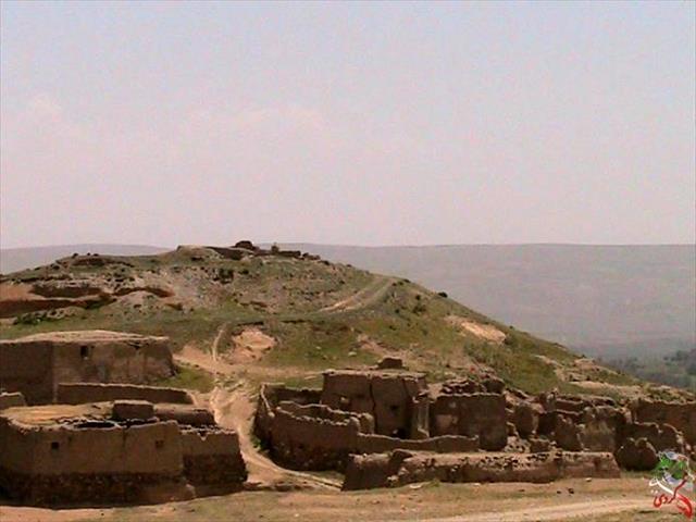 تپه باستانی آناهیتا