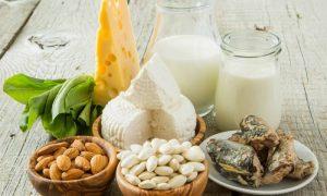 منابع تامین کلسیم جایگزین های شیر و تامین کلسیم