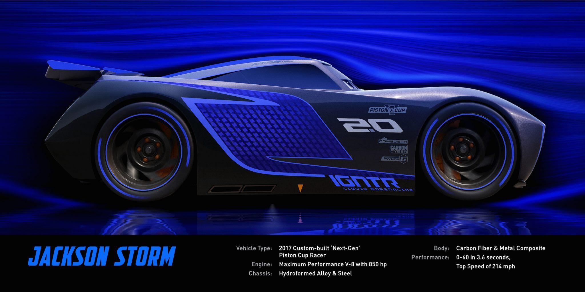 انیمیشن Cars3