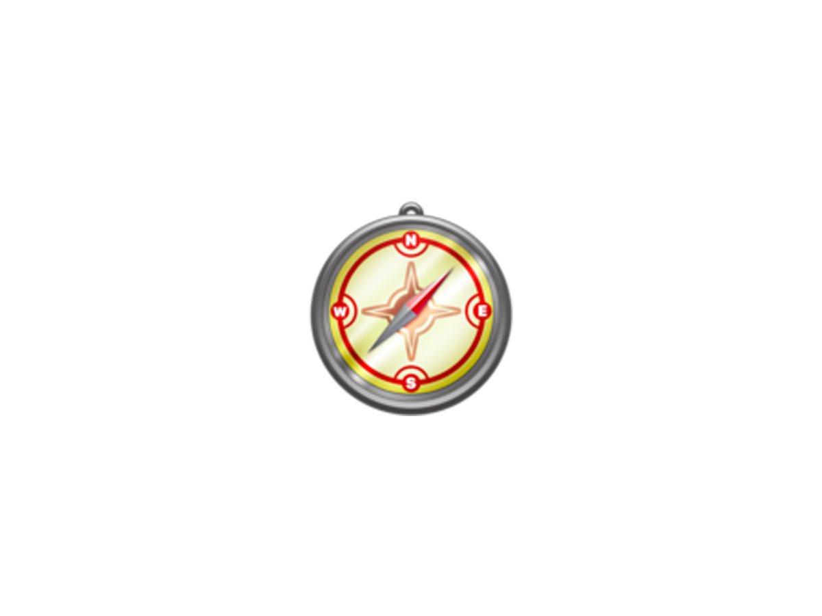 compass - ایموجی های جدید سال ۲۰۱۸ را قبل از همه اینجا ببینید!