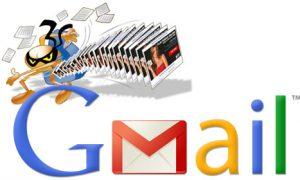 پاك كردن ایمیلهای ناخواسته به صورت یکجا در جیمیل