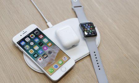 شارژر بیسیم ایرپاور اپل