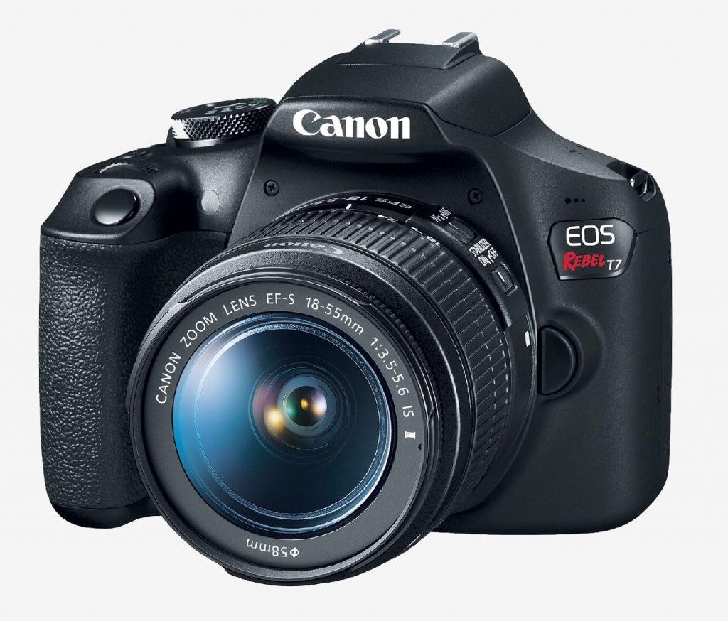 دوربین EOS Rebel T7 محصول جدید Canon؛ آنچه قدیمی است دوباره نو می شود!