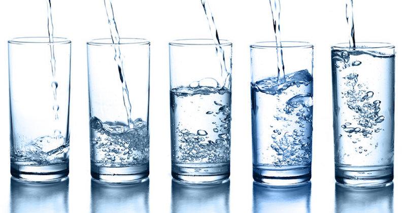 میزان مورد نیاز نوشیدن آب