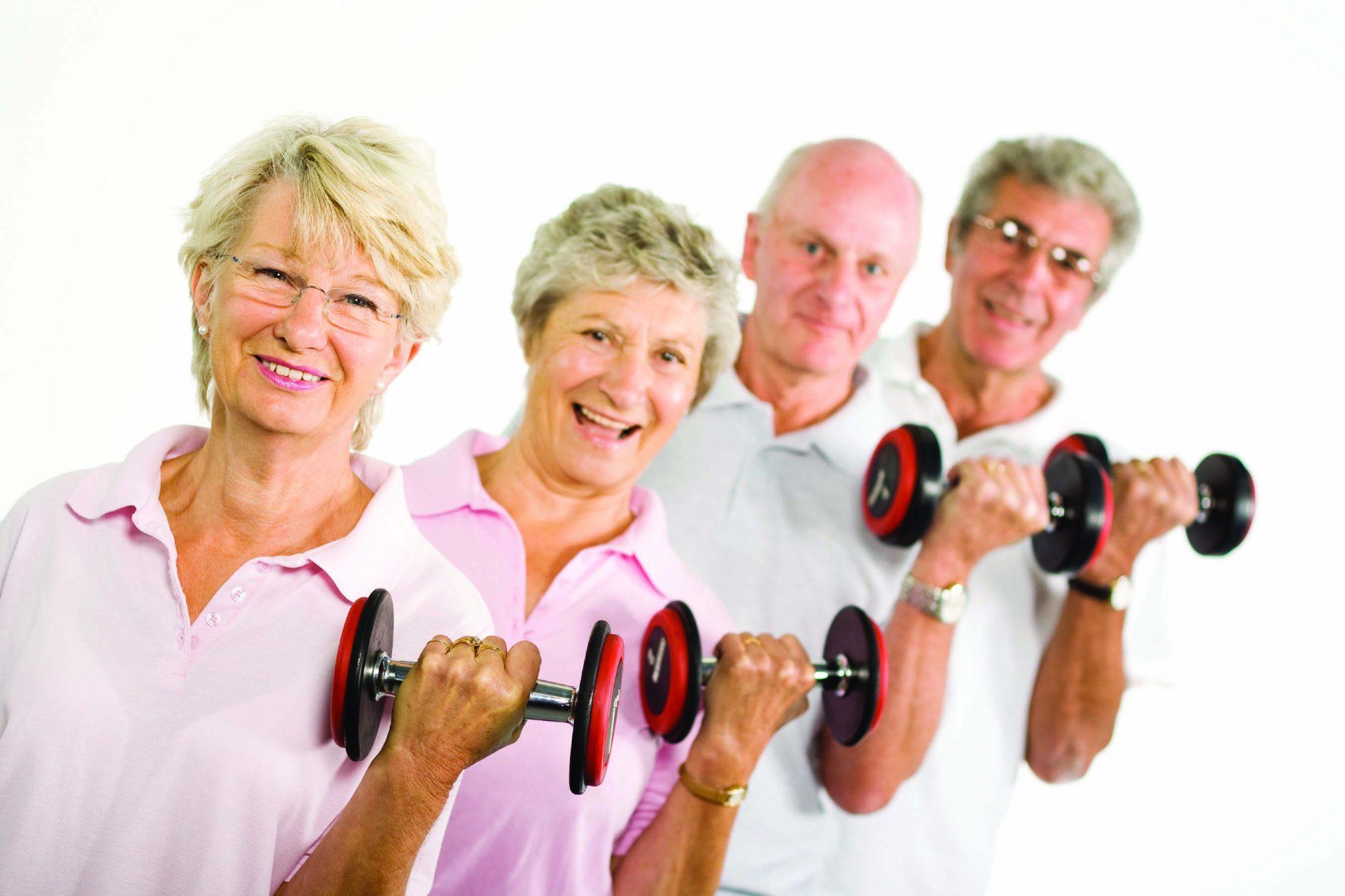 ورزش استقامتی و سالمندان