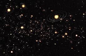 سیاره های فرا خورشیدی (به انگلیسی: Exoplanet سیاره هایی که خارج از منظومه شمسی قرار دارند و به دور یک ستاره در حال گردش هستند)