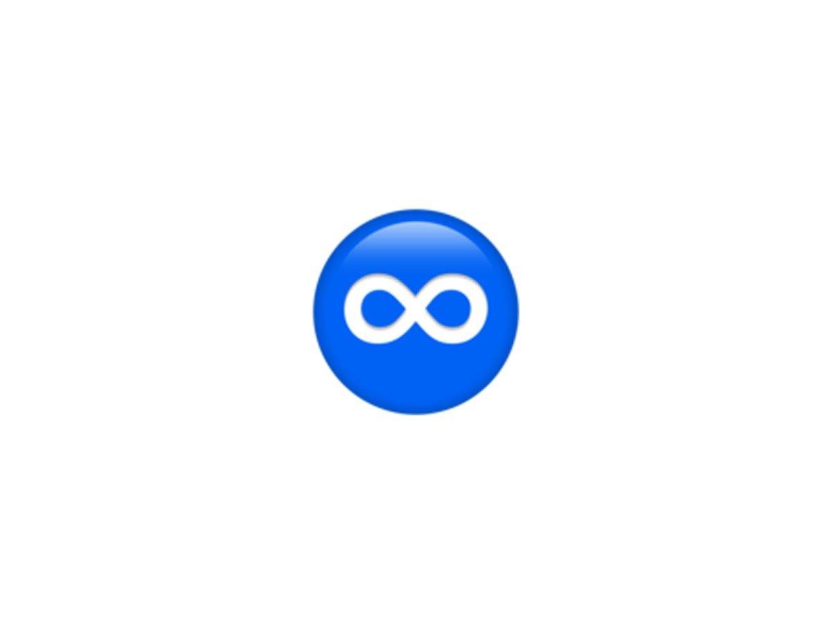 علامت بی نهایت Infinity sign