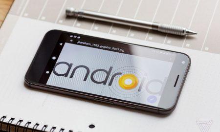 پیامرسان Android Messages