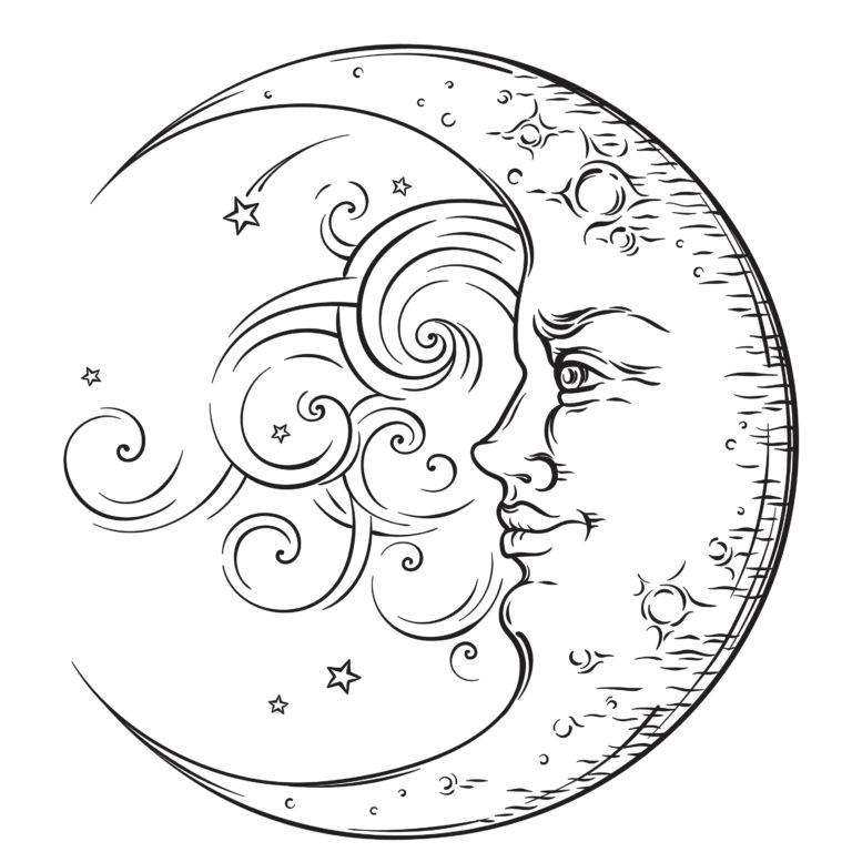 نماد ماه در کیمیاگری