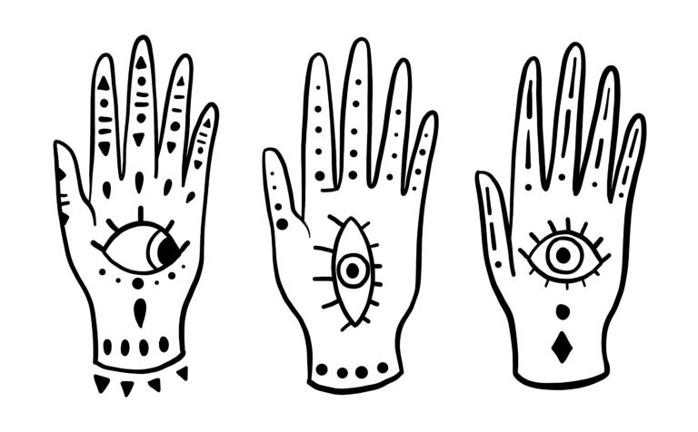 نماد دست های همسا در کیمیاگری