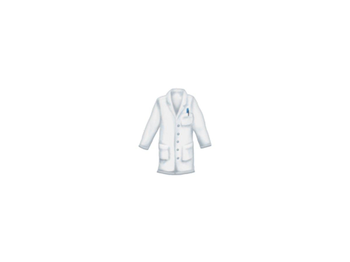 لباس آزمایشگاه Lab coat