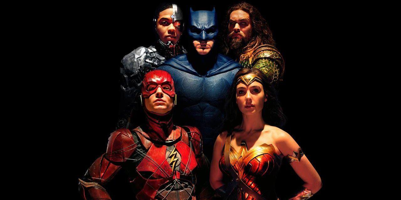 لیگ عدالت فیلمی به کارگردانی زک اسایندر (Justice League 2017)