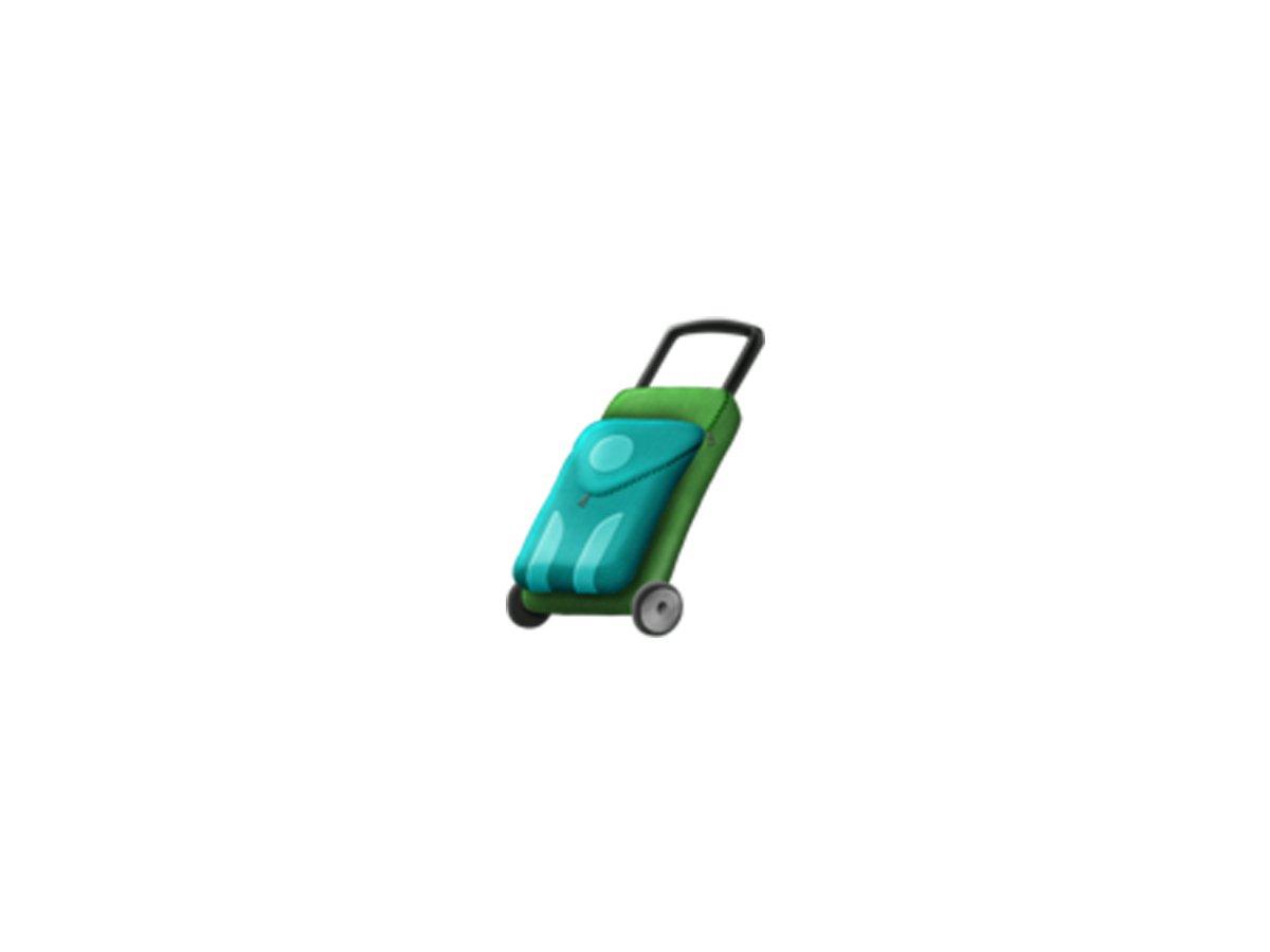 luggage - ایموجی های جدید سال ۲۰۱۸ را قبل از همه اینجا ببینید!