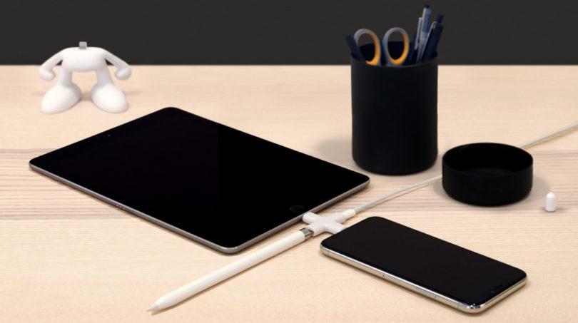 این شارژر می تواند چند گجت iOS شما را همزمان شارژ کند!!