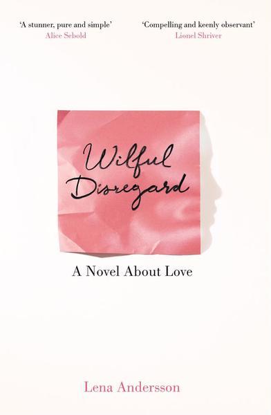 طرح جلد نسخه اصلی کتاب Wilful Disregard یا تصرف عدوانی
