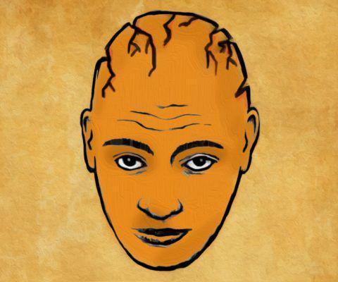 درمان خشکی پوست سر