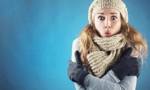 سرمای هوا می تواند تأثیرات عجیبی در سلامت ما داشته باشد!
