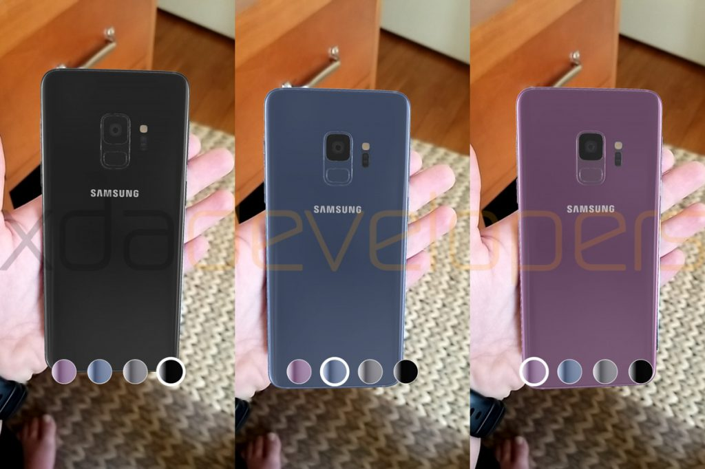 گوشی Galaxy S9