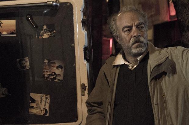 هنرنمایی سعید آقاخانی در فیلم کامیون