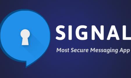 پیام رسان رمزنگاری شده سیگنال