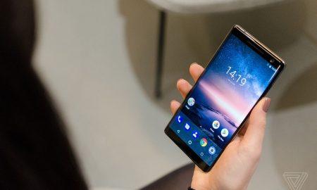 بررسی Nokia 8 Sirocco