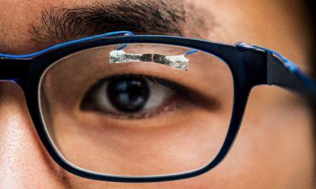 سنسور های حرکتی کاغذی مخصوص چشم