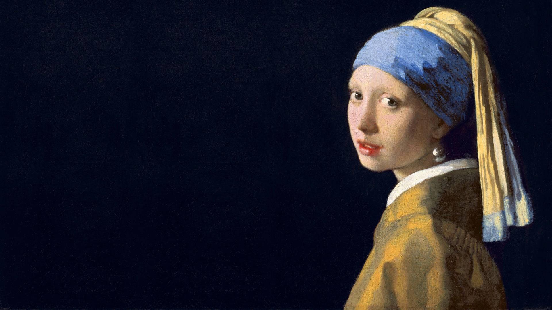 دختری با گوشواره های مروارید کاری از پیتر وبر محصول سال ۲۰۰۳