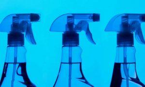 خطر شوینده های شیمیایی
