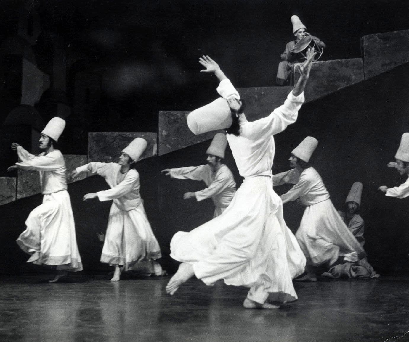 رقص سمائی