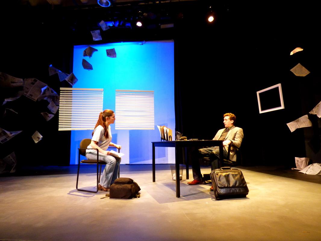نمایشنامه اولئانا نوشته ی دیوید ممت